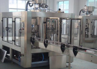 Çin Anti Corrosive Rotary Beverage Filling Machine Filling 3-in-1 5000 BPH Tedarikçi