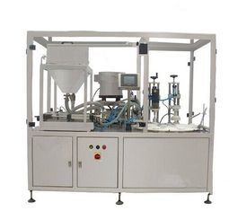 Çin Double Sealing Electric Beverage Packaging Machine 304 Stainless Steel Surface Fabrika
